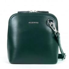 Женский клатч кожаный Alex Rai 8803 green
