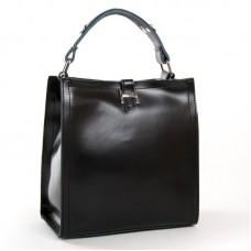 Женская сумка натуральная кожа ALEX RAI 9701 black