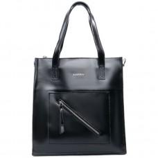 Женская сумка натуральная кожа Alex Rai №9926 black