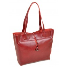Женская сумка кожаная Alex Rai №J002 wine-red